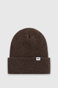 Mande Beanie in Brown