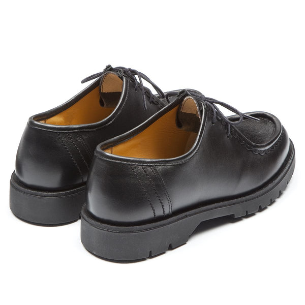 Padrini Shoes in Black