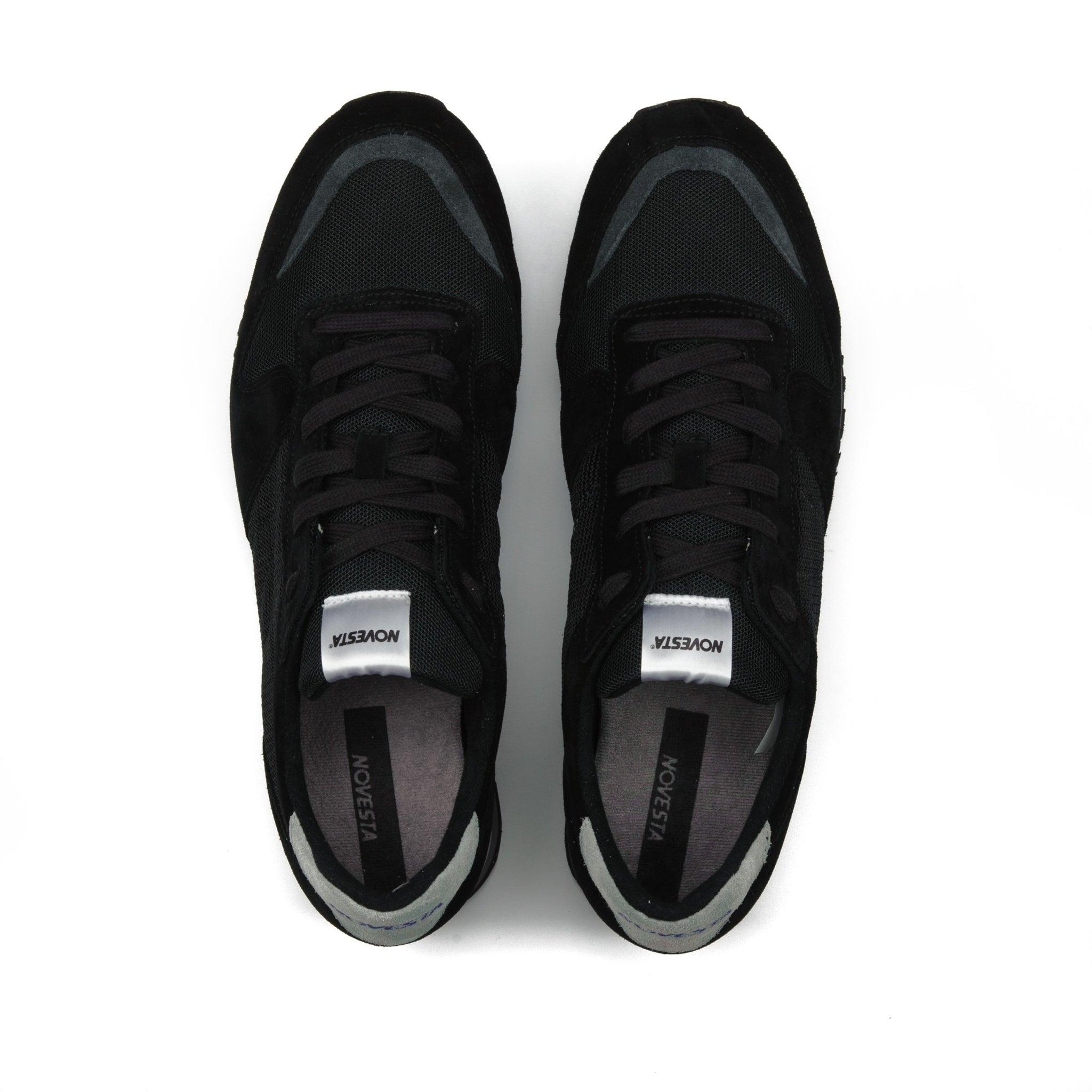 Marathon Sneakers in Black