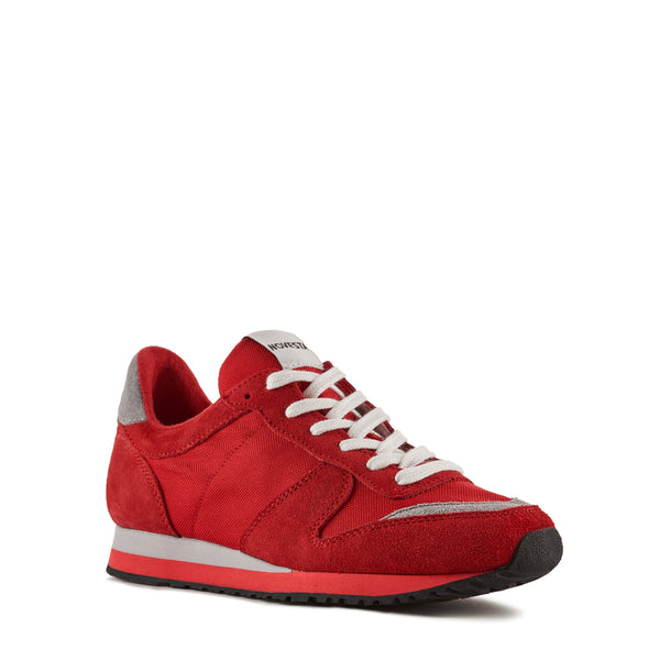 Marathon Sneakers in Red