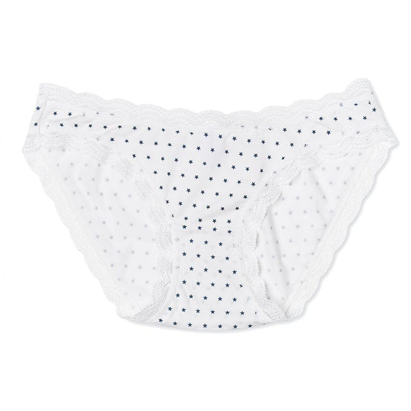 Hearts and Stars pack of 4 knickers