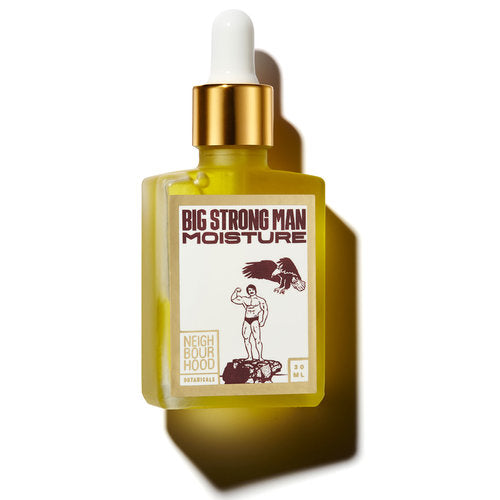 Big Strong Man Moisture - Men's Facial Oil