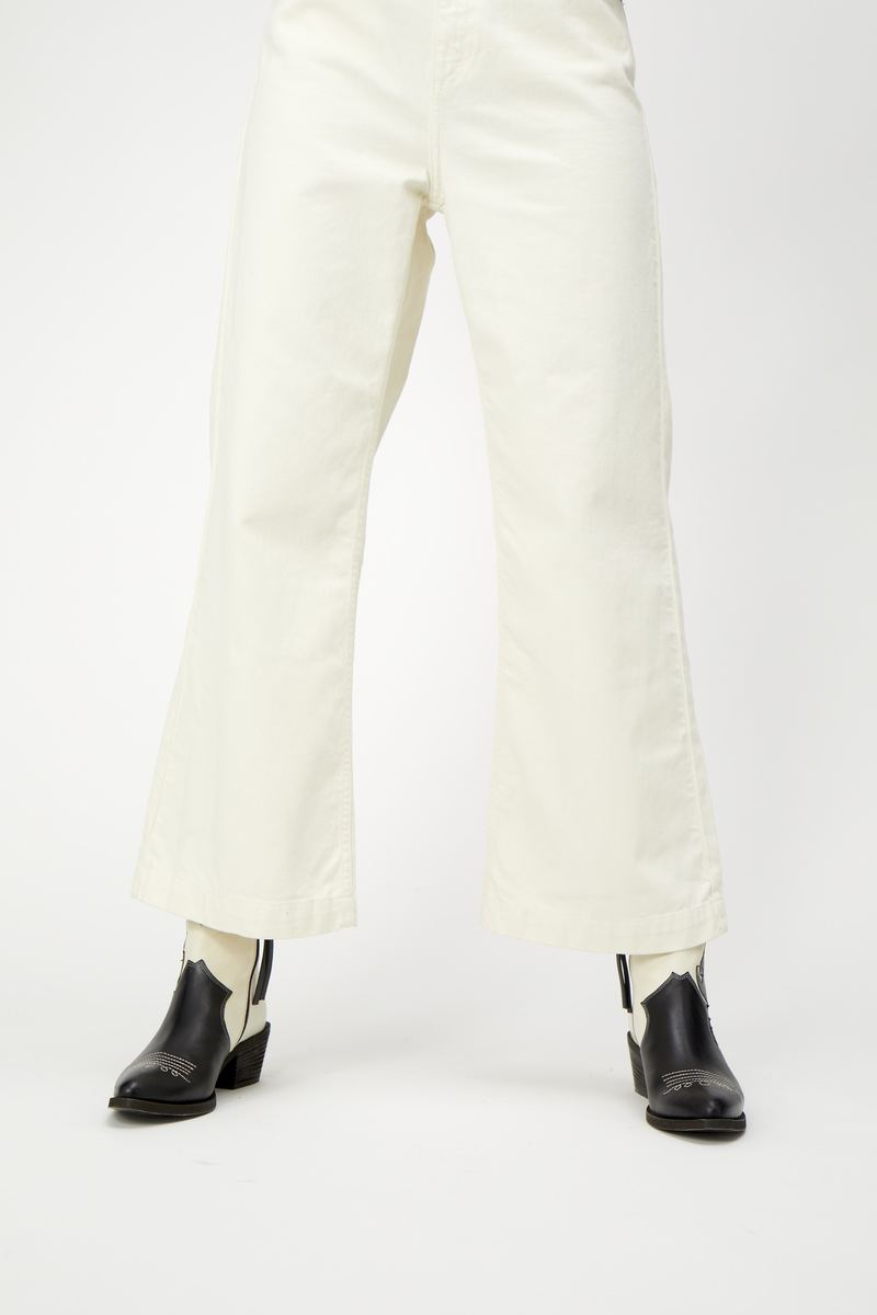 Rilo Denim Jeans in Antique White