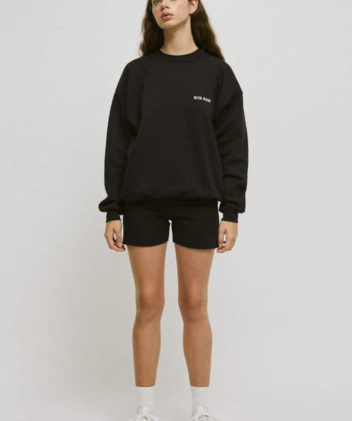 Lucas Sweatshirt in Black