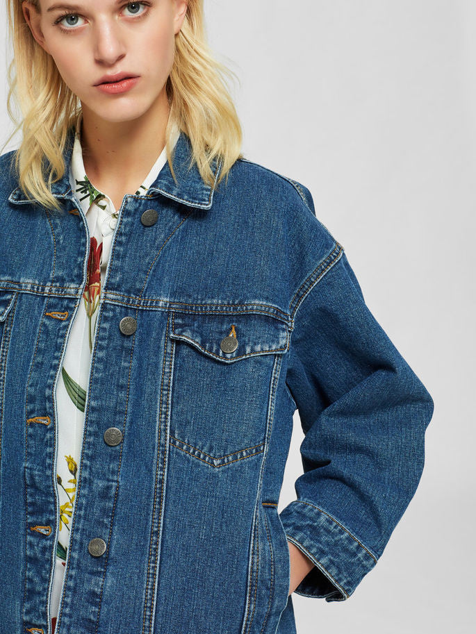 Linda Denim Jacket