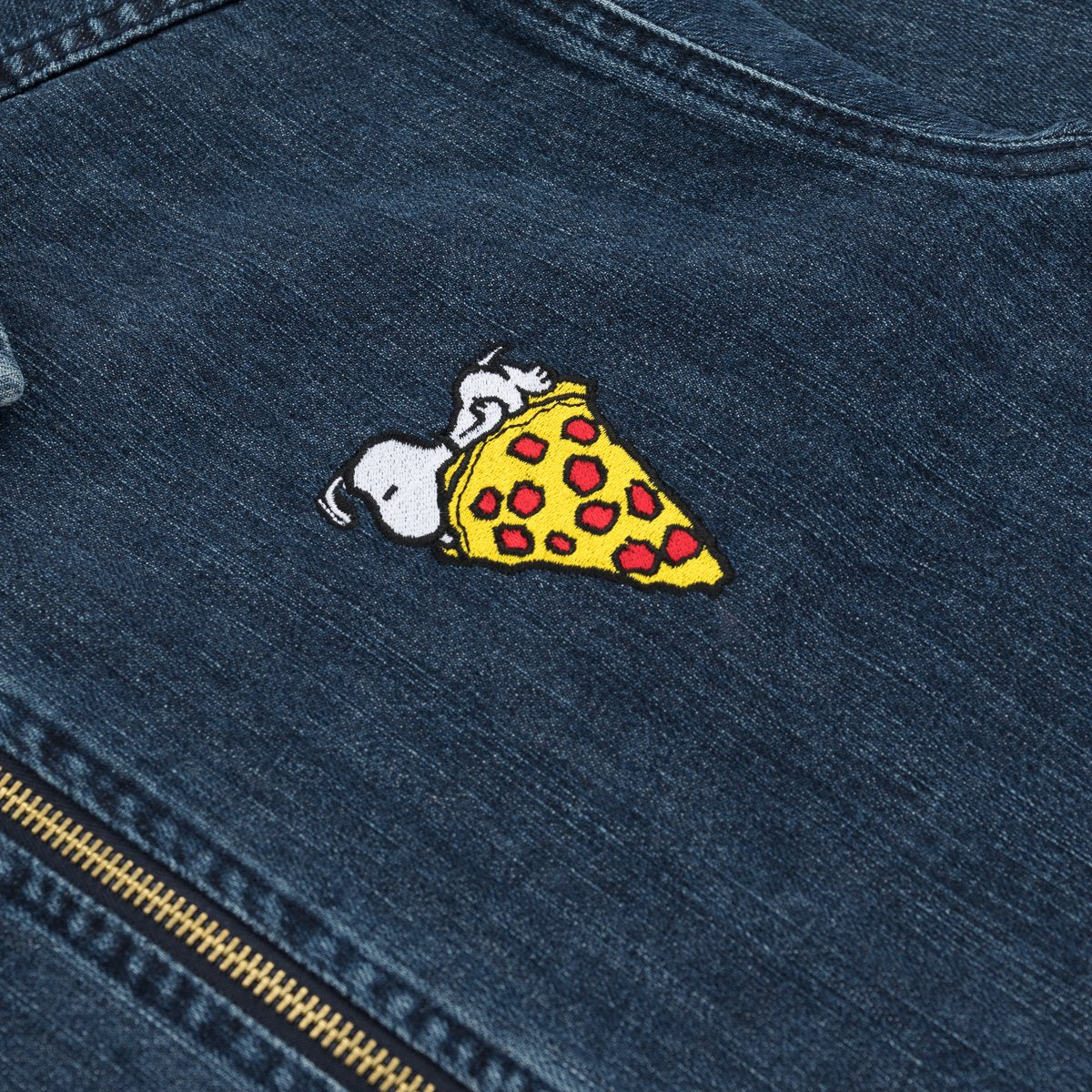 Snoopy Pizza Jacket