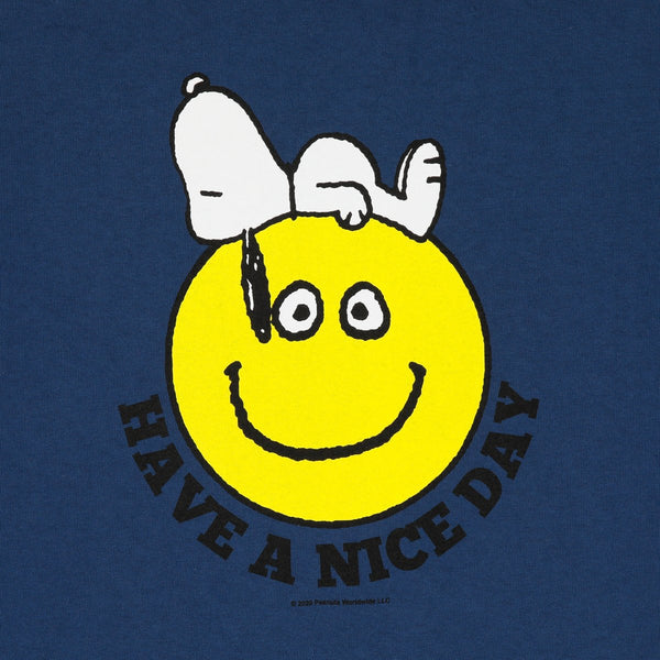Nice Day Snoopy T-Shirt in Navy