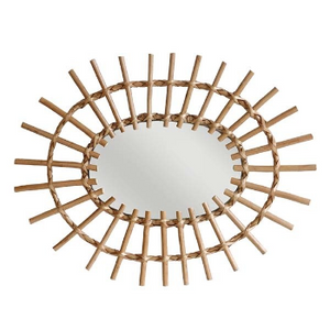 Willow Oval Mirror