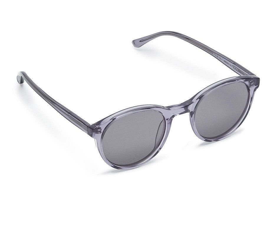Bubs Sunglasses in Grey Crystal