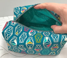 Boxy Pouch - Jewels