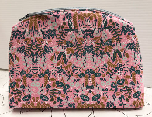 Bellevue Pouch - Pink Jungle