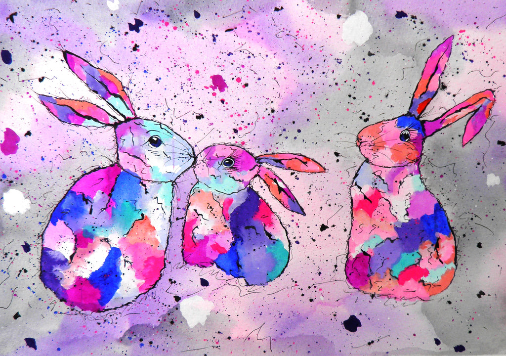 Bunny love - limited edition