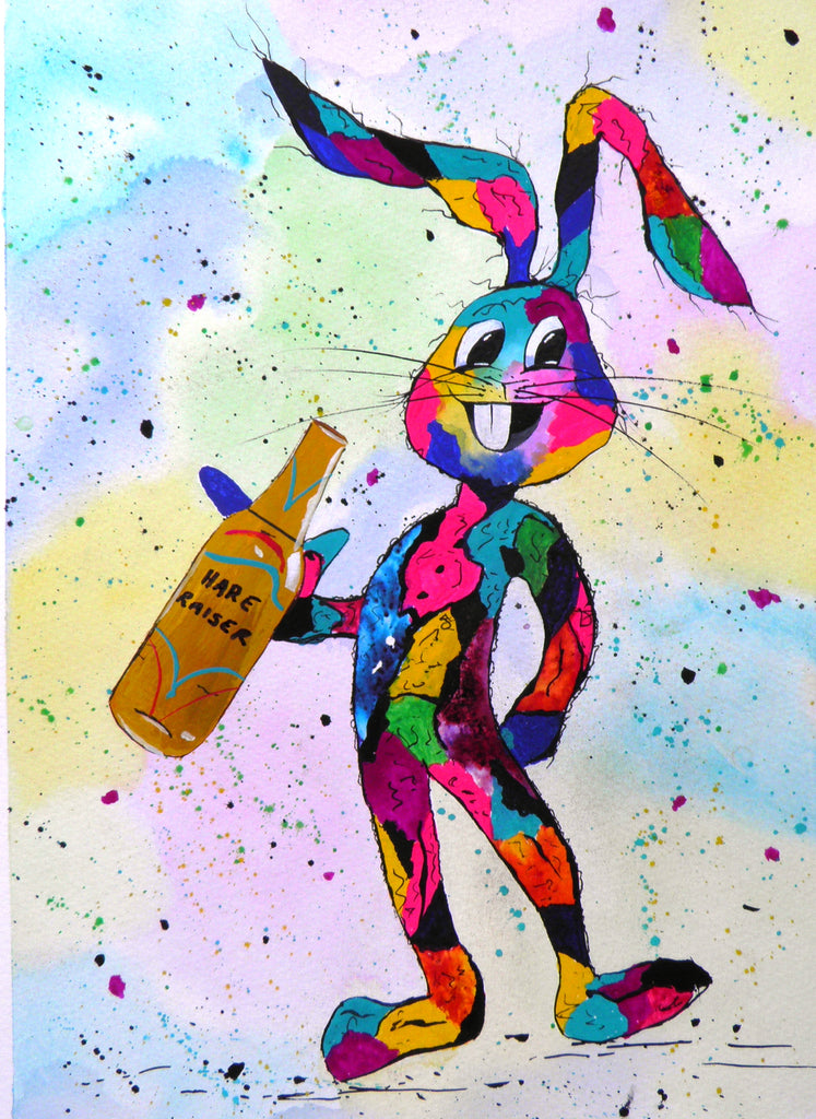 Drunken Hare - limited edition