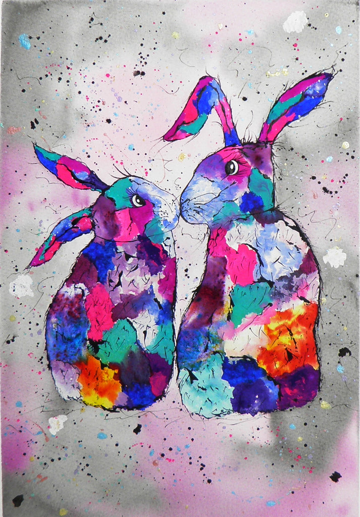 Funny bunnies - limited edition