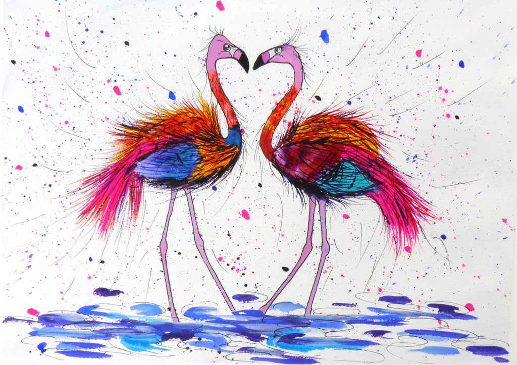 Love birds - limited edition