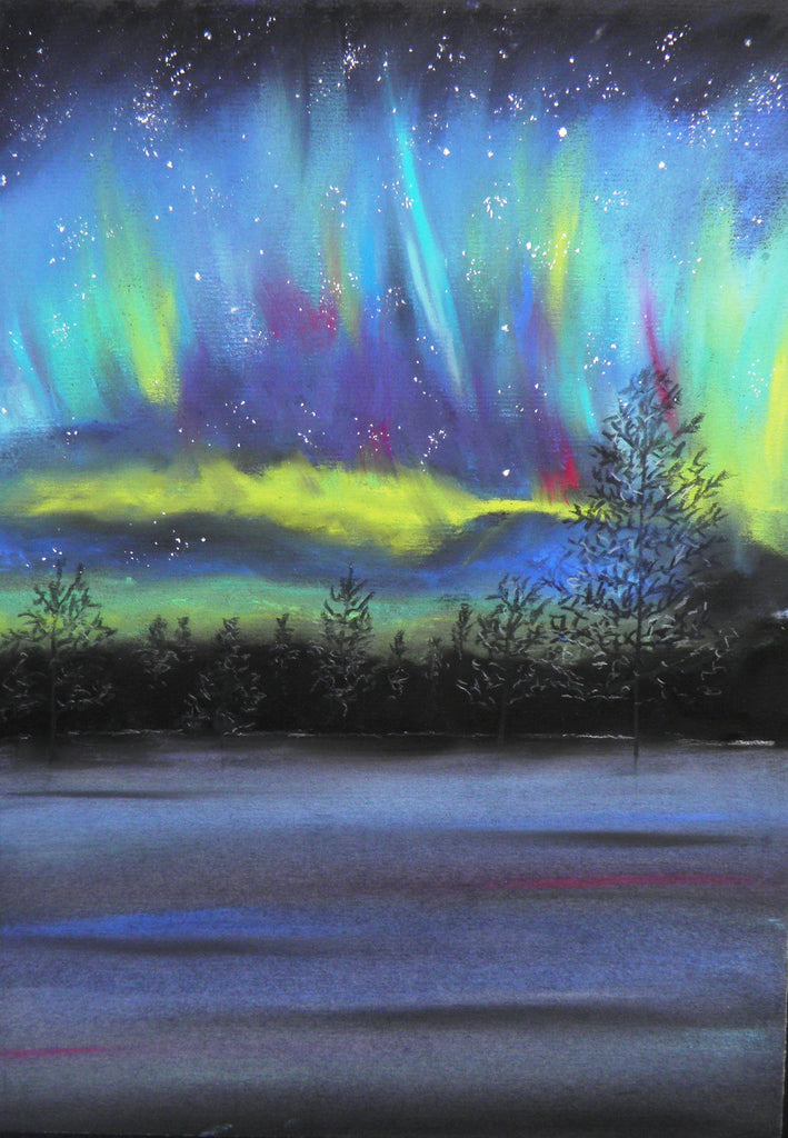 Northern lights -  limited edition