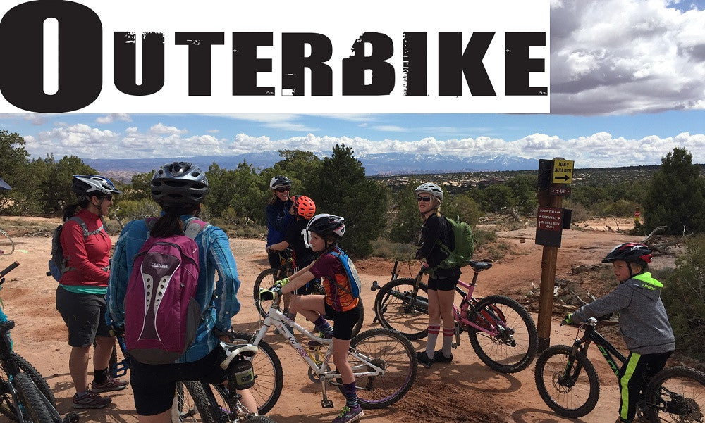 Kid's Mountain Biking Mecca: Part II- Outerbike Moab For The Whole Family