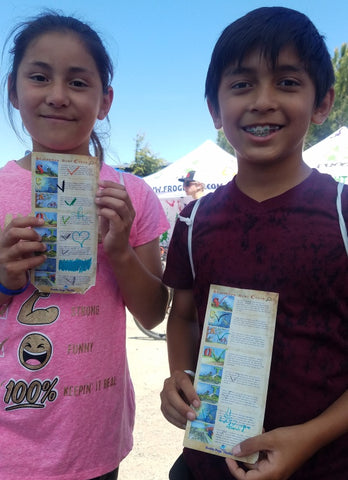 Passports complete at the Sea Otter Classic!