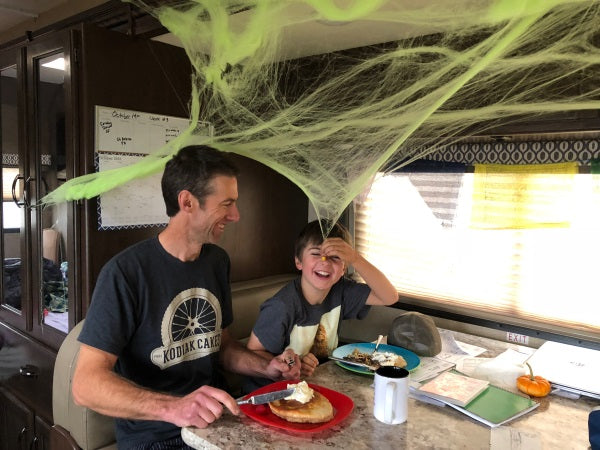 Halloween in the RV