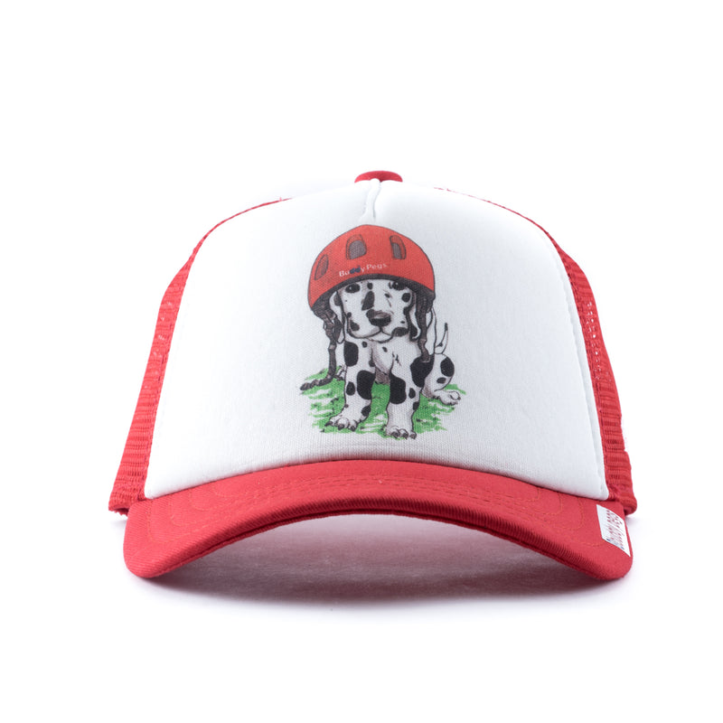 Mini Captain Endo Trucker Hat - INFANT SIZING ONLY - Buddy Pegs Media 93609e21ae1