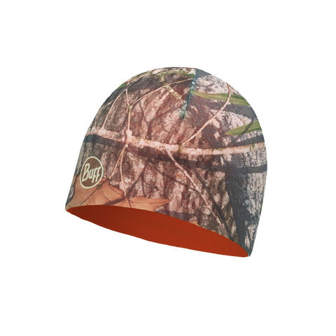 MOSSY OAK MICROFIBER HAT BUFF® OBSESSION MILITARY