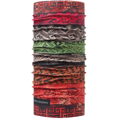 NATIONAL GEOGRAPHIC ORIGINAL BUFF® MITLA