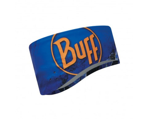 WINDPROOF HEADBAND BUFF® ANTON BLUE INK L/XL