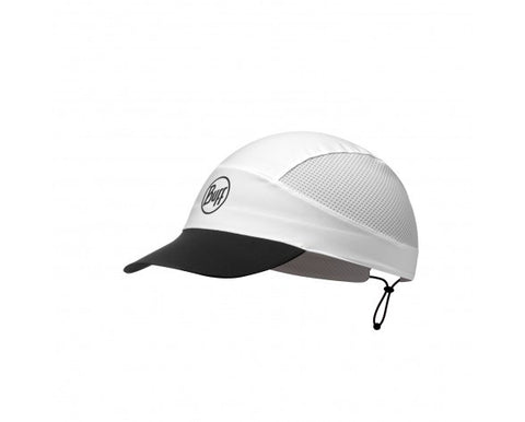 PACK RUN CAP BUFF® R-SOLID WHITE