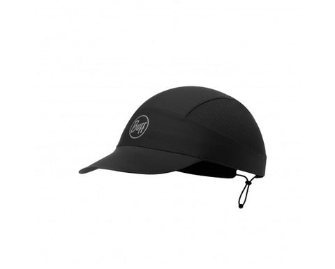 PACK RUN CAP BUFF® R-SOLID BLACK