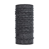 LIGHTWEIGHT MERINO WOOL BUFF® GRAPHITE MULTI STRIPES