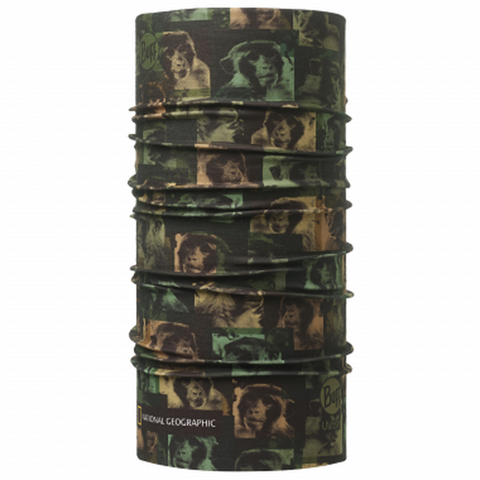NATIONAL GEOGRAPHIC BUFF ® MONKEYS GREEN