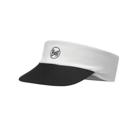 PACK RUN VISOR  BUFF® R-SOLID WHITE