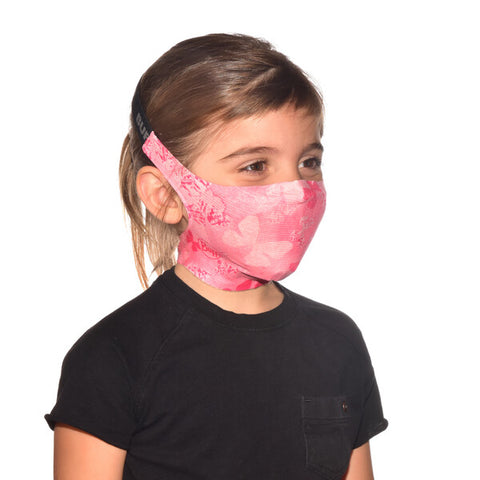 BUFF FILTER MASK NYMPHA PINK
