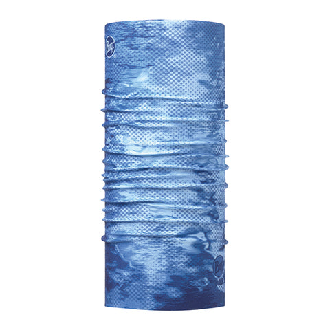 COOLNET UV+ BUFF® CAMO BLUE