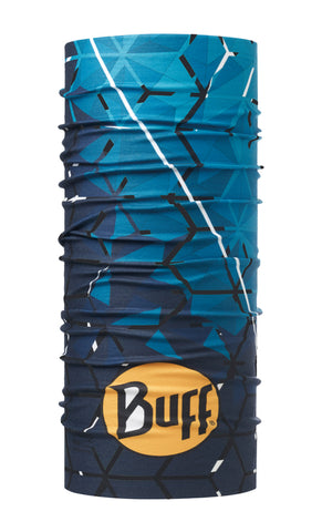 UV PROTECTION BUFF® HELIX OCEAN BLUE