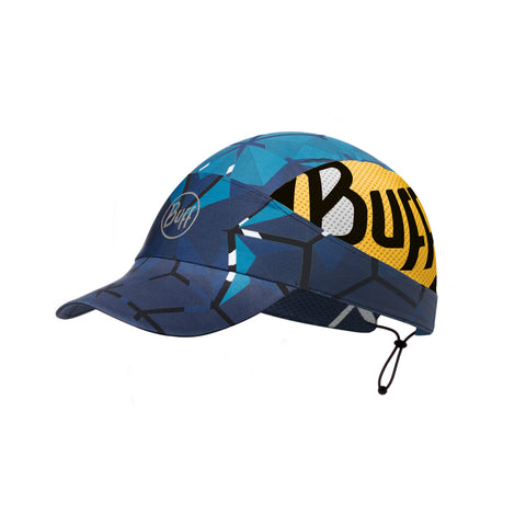 PACK RUN CAP BUFF® HELIX OCEAN BLUE