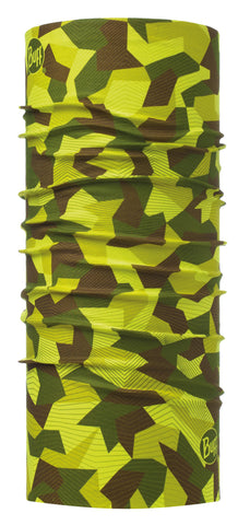 ORIGINAL BUFF® BLOCK CAMO GREEN