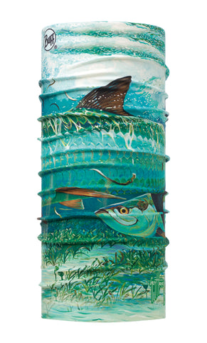 UV PROTECTION BUFF® GUY HARVEY SILVER KINGS