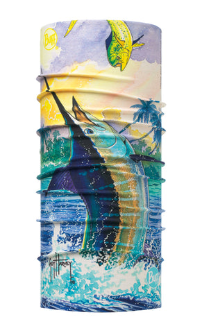 UV PROTECTION BUFF® GUY HARVEY TOSS UP MULTI