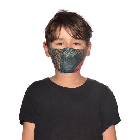 FILTER MASK KIDS STONY GREEN