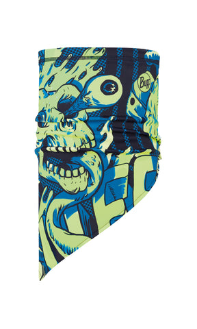 TECH FLEECE BANDANA BUFF® FIZZSKU YELLOW FLOUR