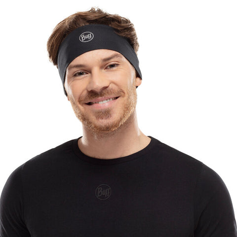 FASTWICK HEADBAND BUFF® R-SOLID BLACK