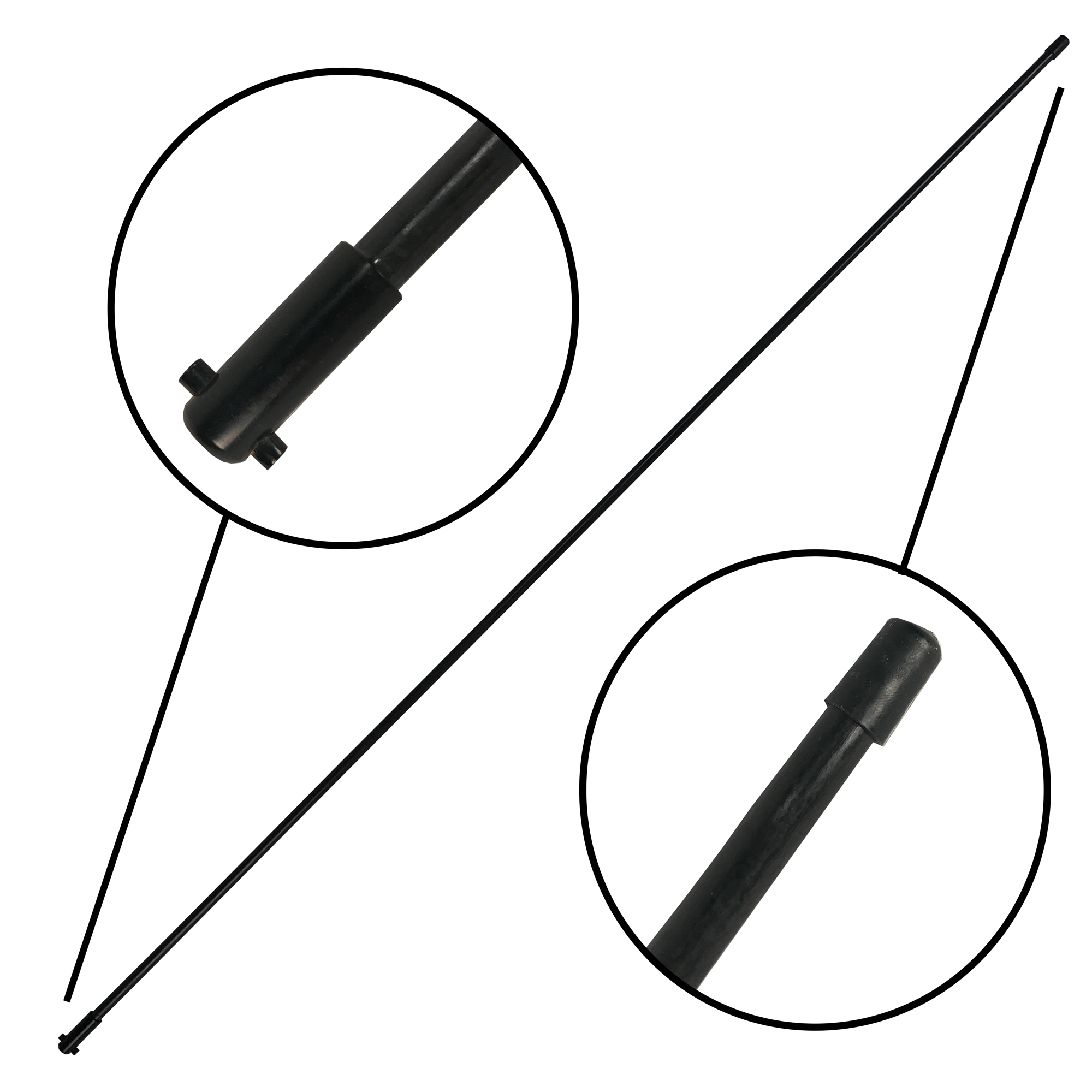 Replacement Rod - 4 Pack