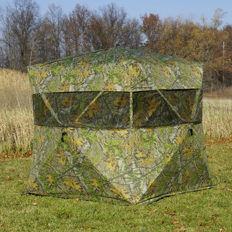 Mossy Oak Obsession Hunting Blind - MOO-104