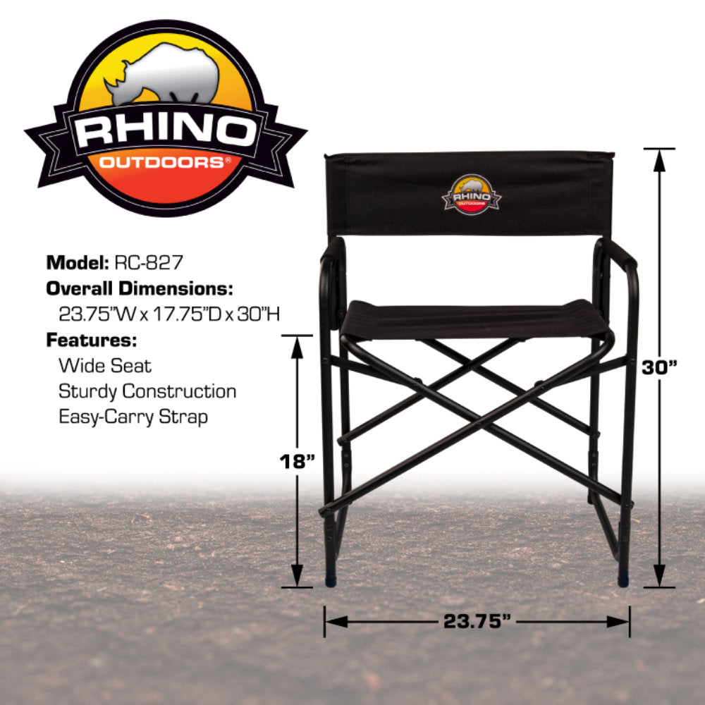 RC-827 Hunting Director's Chair