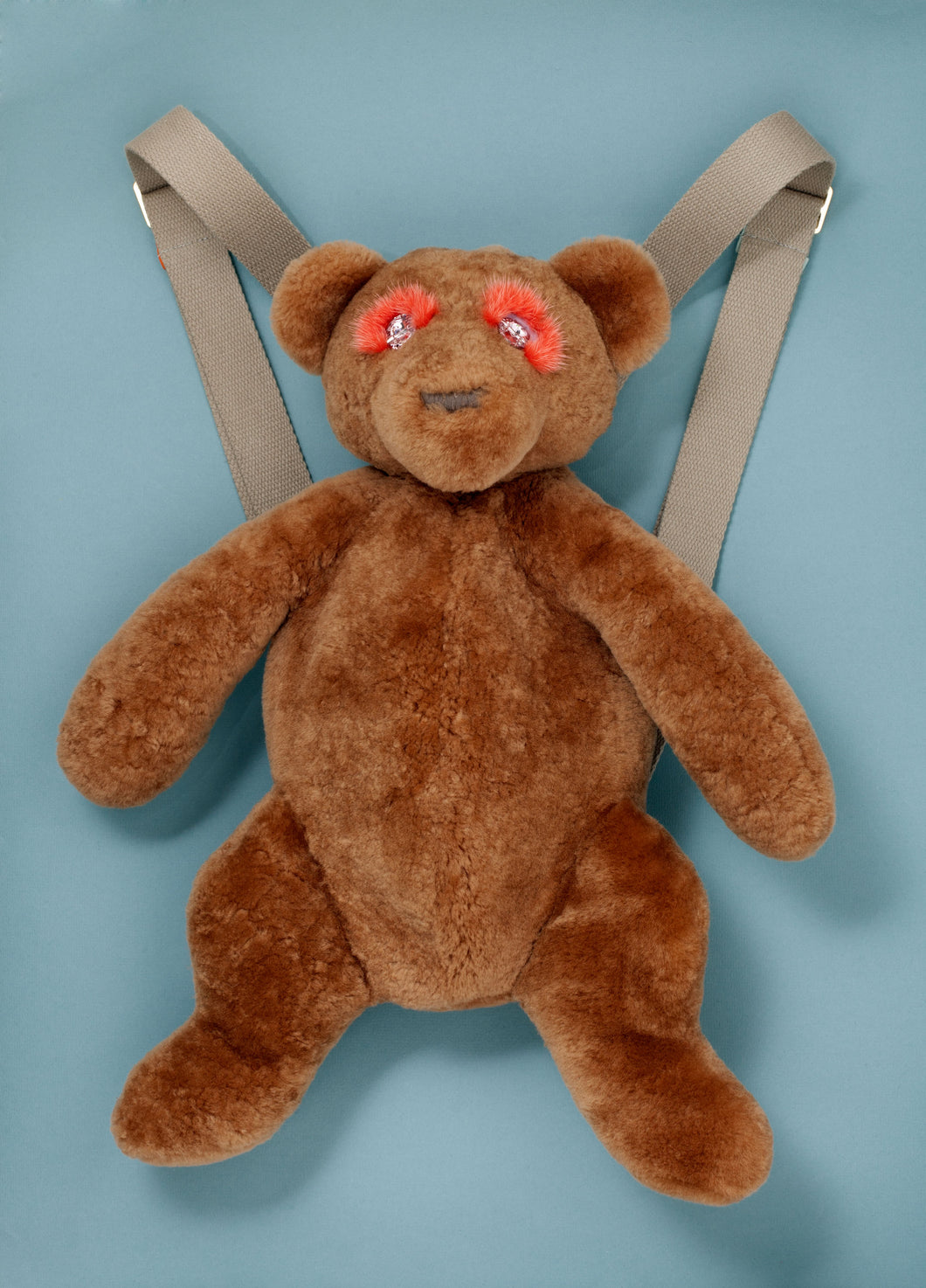BROWN TEDDY MARLEY BACKPACK