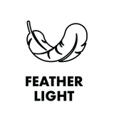Baby Booster Feather Light