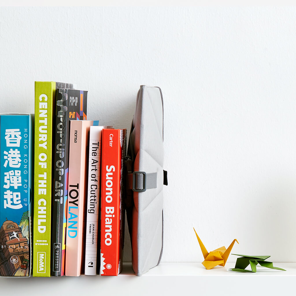 Pop-Up, the size of a book