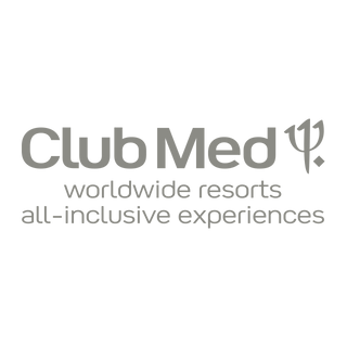 Logo Club Med, worldwide resorts