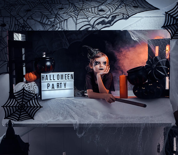Photo Booth with Props at home